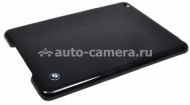 Чехол на заднюю крышку iPad mini BMW Signature Hard Metallic, цвет black (BMHCMPSB)